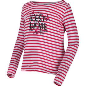 Regatta Carmella Camiseta Manga Larga Niños, duchess stripe